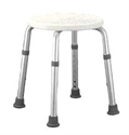 Picture of Nova Adjustable Shower Stool aka Bath Bench, Shower Seat, Bath Safety Items, Shower Chair