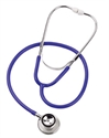 Picture of Spectrum® Dual Head Stethoscope (Blue) - Clearance
