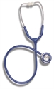 Picture of Signature™ Series Stainless Steel Stethoscope (Blue) - Clearance