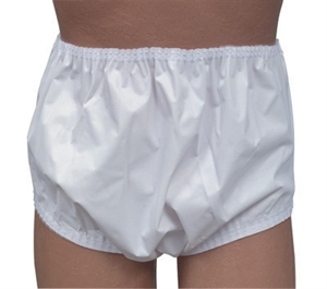 Picture of Reusable X-Large Incontinent Pants Pull-On Style  aka Diaper Covers, Plastic Pants, Washable Incontitnet Pants