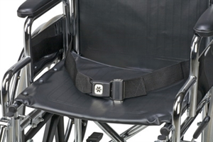 Picture of Deluxe Wheelchair Safety Strap aka Wheelchair Seat Belt, Wheelchair SeatBelt, wheelchair accessories, Wheelchair safety belt