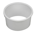 Picture of Commode Replacement Parts Splash Guard (Fits Most Free Standing Commodes), splash guard 520-1251-1900, Free Shipping