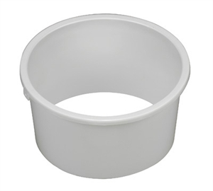 Picture of Commode Replacement Parts Splash Guard (Fits Most Free Standing Commodes), splash guard 520-1251-1900