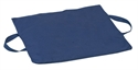 "Picture of Duro-Gel Flotation Cushion (16""x18""x 2"")(Navy Cover) aka 2"" Wheelchair Cushion, 2"" Gel Cushion, 2"" Wheelchair Pad, 2"" Seat Pad"