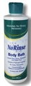 Picture of No Rinse Body Bath Concentrated Alcohol Free (16oz. Bottle)