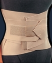 Picture of Deluxe Sacro-Lumbar Support (Small - XX-Large) aka Back Brace, Back Support, Scarolumbar Brace, Scaro Support, XXL Lumbar Support, Large Sacro Belt, Small Sacrolumbar Support