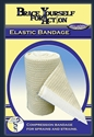 "Picture of Elastic Compression Bandage (2"" Self-Adhering) aka Ankle Wrap, Knee Wrap, Wrist Wrap, Knee Support"