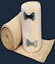"Picture of Elastic Compression Bandage 2"" (Clip Closure) aka ankle wrap, knee wrap, workout wrap, elastic wrap with clip, elastic bandage with clip"