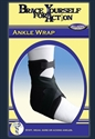 Picture of Brace Yourself Universal Ankle Wrap aka Universal Ankle Support, Universal Ankle Brace, Athletic Ankle Wrap
