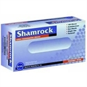 Picture of Shamrock® Latex Exam Gloves Powder-Free (Case of 10) SH10110, SH10111, Shamrock 10112, SH10113, Shamrock 10114, Shamrock Gloves, Latex Gloves