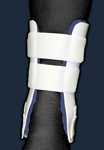 Picture of Bell Horn® Rigid Stirrup Air Ankle Brace (Short) aka Ankle Support, Ankle Walker, 14100 Short, Petite Ankle Brace, PRICE REDUCED