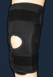 Picture of ProStyle® EZ Fit Hinged Knee Wrap (Small) aka Small Hinged Knee Brace, Small Knee Brace, MCL Brace, CLEARANCE
