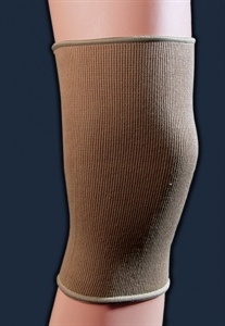 Picture of Elastic Knee Sleeve (Beige)(Small) aka Small Knee Support, Small Knee Brace