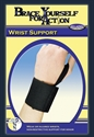 Picture of Brace Yourself for Action Wrist Support (Universal) aka Universal Wrist Brace, Universal Arthritis Brace
