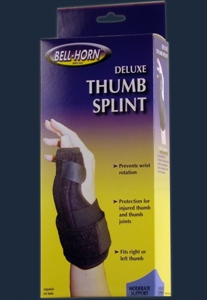 Picture of Deluxe Thumb Splint aka Universal Thumb Immobilizer, Arthritis in the thumb joint, Trigger Thumb