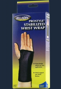 Picture of ProStyle® Stabilized Wrist Wrap (Left) (Universal) aka Wrist Brace