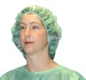 Picture of Pretect® Nurses Cap (box of 500) aka Disposable Cap, Bouffant Cap - Clearance
