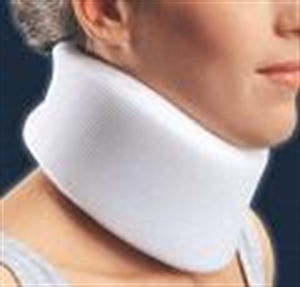 "Picture of Medium Density Low Contour Cervical Collar (Universal) Neck Brace, Neck Support, 3"" Collar, Clearance"