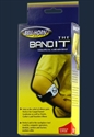 Picture of BandIT Therapeutic Forearm Band (Universal) aka Bell Horn Tennis Elbow Brace, Tendonitis Treatment, Elbow Pain Brace, Forearm Strap, Golfing Strap, Clearance