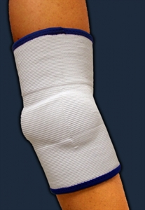 Picture of Compressive Elbow Support (X-Large) aka Tennis Elbow Brace, XL Elbow Brace, Clearance