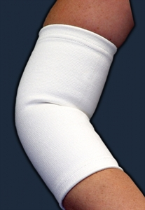 Picture of Elastic Elbow Support (X-Large) aka Bell Horn Elbow Sleeve, Elbow Brace, Tennis Elbow Support, Clearance