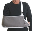 Picture of Pocket Style Youth Arm Sling aka cast sling, arm immobilizer, Junior Arm Sling