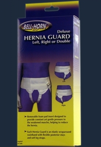 Picture of Bell Horn Deluxe Double Hernia Support Belt (Small) aka Hernia Truss, Hernia Support Belt, Small Hernia Belt, Hernia Guard