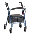 Picture of GetGo Rolling Walker with Wheels (Petite) aka Rollator, Walkers, Petite Walker, Nova Junior Walker, Small Walker, Short Walker