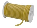 "Picture of Latex Tubing Amber Reel 3/16"" (1/16"" wall thickness) aka 3/16 tubing, tubing roll"