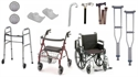 Picture for category Wheelchairs, Walkers and Canes