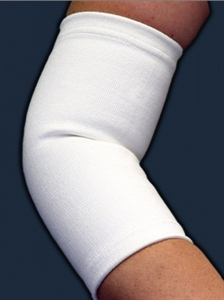 Picture of Elastic Elbow Support (Large) aka Bell Horn Elbow Sleeve, Elbow Brace, Tennis Elbow Support, Clearance