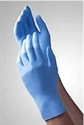 Picture of Shamrock® Nitrile Examination Gloves Powder-Free (Box of 100) aka Blue Gloves, Blue Exam Gloves, Nitrile Gloves, SH30311, SH30312, SH30313, SH30314, Sharmock Disposable Gloves, Adult Incontinence Products