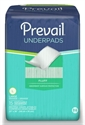 "Picture of Prevail ® Disposable Fluff Underpads Regular 23""x 36"" (Case of 150) (Green) aka Chux, Prevail Underpads, Sheet Protector"