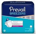 Picture of Prevail® Breezers™ Adult Briefs X-Large (Case of 60) aka XL Briefs, XL Diapers, XL Breezers