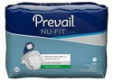 Picture of Nu-Fit® Adult Briefs (Large)(Case of 72) aka Adult Diapers, NuFit Briefs, Prevail Briefs, Prevail Diapers
