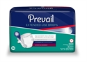 Picture of Prevail® PM Overnight Briefs Medium Extended Use (Pack of 16) aka Adult Diapers, Prevail Nighttime Briefs, Prevail Night time briefs