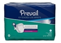 Picture of Prevail® PM Overnight Extended Use Briefs Large (Case of 72) aka Nighttime Briefs, Night time Diapers