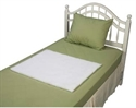 "Picture of Decubitus Bed Pad 30"" x 40"" (White) aka Sheepskin Bedpad"