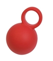 Picture of DMI Rehab Exercise Ball with Finger Loop (SOFT) aka Hand Therapy Ball with Finger Loop, Clearance