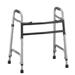 Picture of Heavy Duty Folding Walker aka Bariatric Walker, Nova Walker, Heavy Duty Walker