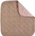 "Picture of Ultra Reusable Underpad by Nova (21"" x 22"")(Brown/Tan) aka Reusable Chair Pad, Reusable Bed Pad, Washable Chux"