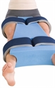 Picture of DonJoy Hip Abduction Pillow, Medium, Can be used for Left or Right Hip, Triangle Pillow, Positioning Wedge