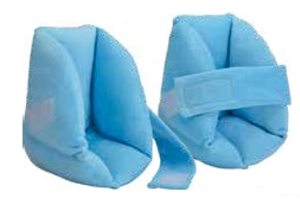 Picture of Nova Velour Heel Protector (pair) aka Heel Pillow