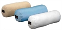 Picture of Nova Full Roll Pillow (White Polyester Fabric Cover) aka Cervical Roll, Neck Roll, Cervical Pillow