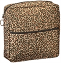 Picture of Nova Wheelchair Bag (Leopard Print) aka Mobility Bags, Walker Bags, Wheelchair Backpack