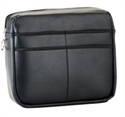 Picture of Black Vinyl Nova Wheelchair Bag aka Mobility Bags, Walker Bags, Wheelchair Backpack, Wheelchair Accessories