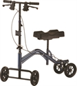 Picture of Nova Knee Walker, Heavy Duty Tall (Blue) aka Foot Injury Walker, Knee Scooter