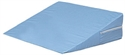 "Picture of Foam Bed Wedge Cushion 7"" (Blue Cover), Acid Reflux Pillow, Leg Elevation Pillow, Head Elevation Wedge, Respiratory Pillow, 7"" Wedge"