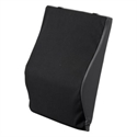"Picture of Nova Wheelchair Back Support Cushion (24"" width) 400lbs. Weight Capacity aka Lumbar Cushion for Wheelchair, Wheelchair Cushion"