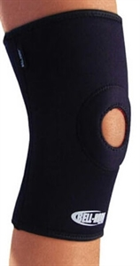 Picture of ProStyle® Knee Sleeve Open Patella (Medium) aka Knee Support, Knee Brace, Active Knee Support